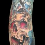 Tatuaje Barbara Abbyss